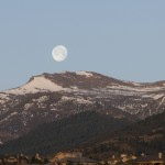 Emerging Face of Mt Rose